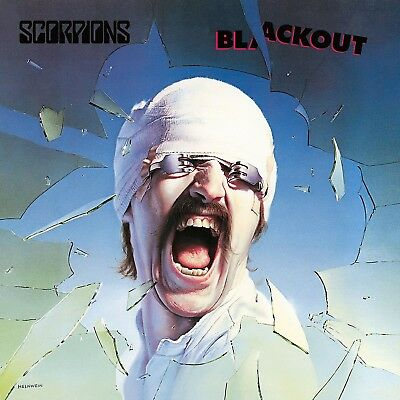Scorpions - Blackout (50Th Anniversary Deluxe Edition)  Cd + Dvd New+