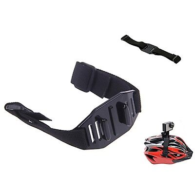 TAMTAM Adaptador Casco + Acople Compatible GoPro