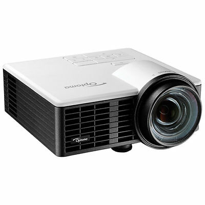 Optoma ML750ST LED HD Ready 3D Portable Projector (313127)