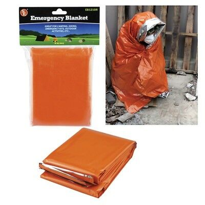 Emergency Aluminized Heavy Duty Mylar Blanket