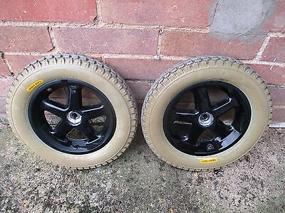 Sunrise Medical P100 Wheels and Tyres Solid Tyres