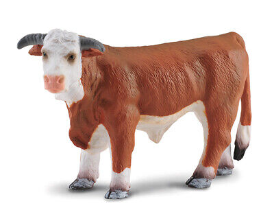 Breyer Corral Pals Hereford Bull #88234