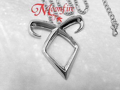 The Mortal Instruments Angelic Power Rune Pendant Necklace Best Quality!!!