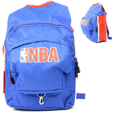 NBA Backpack, Red, White & Blue