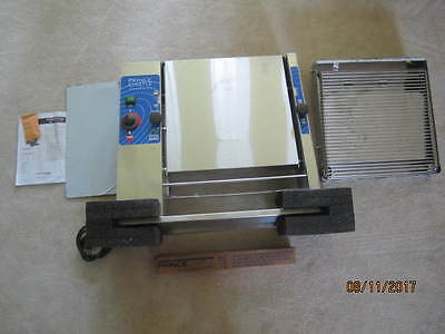 Prince Castle 297-T20 Slim Line 20-Second Vertical Contact Toaster NEW! FREE S/H