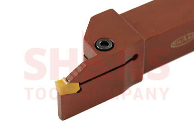 SHARS 1 x 1 SHANK PRECISION GROOVING & PROFILE TURNING TOOL HOLDER GTN 5 NEW