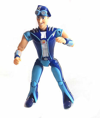 "Popular Kids TV show LAZYTOWN SPORTACUS 5"" action figure toy, sporticus"