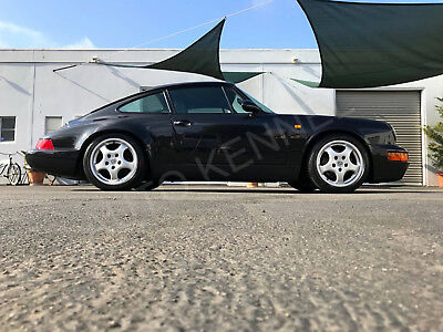 1990 Porsche 964 911 C2 ROW Sunroof Delete Coupe 1990 Porsche 964 Carrera 2 C2 Sunroof Delete 1-Owner ROW/Euro 911 Orig Paint