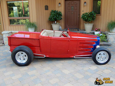 "1932 Ford Other Pickups Roadster PU 2011 AMBR Contender 1932 Ford Roadster Pick-Up ""2011 AMBR Contender"" Ford GT-40 302 320HP V8 Tremec"