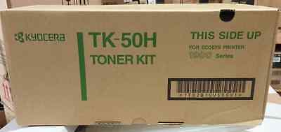 Kyocera Black Toner Kit TK-50H for Ecosys Printer 1900 Series