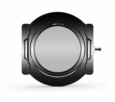 NiSi 100mm Aluminium Filter Holder Kit V5 - NiSi Filters Australia