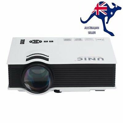 "LCD Portable Home Cinema Projector ""Ocular-View""   AUSSIE SELLER SUPER FAST POST"
