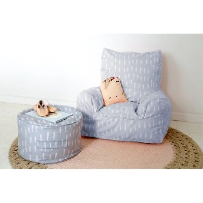 BRAND NEW Beanbag Chair/Toddler Armchair for Kids - FREE TEDDY WITH PURCHASE!