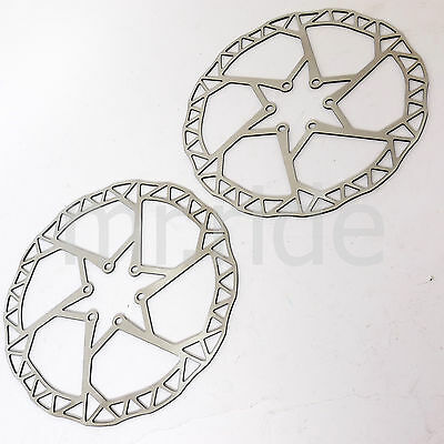 "94g 180mm,7"" ROTORs ,2pc,RT48 for MTB Mountain ,Cyclocross Bike"