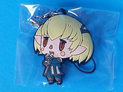Shantotto Black Mage Final Fantasy 11 XI FFXI Trading Rubber Strap V3 SquareEnix