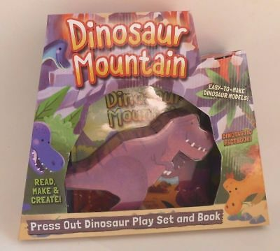 Dinosaurs 18 Baby Sound Book New Prehistoric Adventure Children Ages 6 Months+