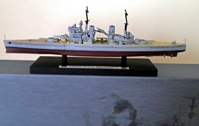 Atlas Editions 1:1250 Scale - Ref.no. Gm128 Hms King George V  Royal Navy