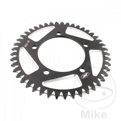 JMP Black Aluminium Rear Sprocket (45 Teeth) BMW S 1000 RR ABS 2013