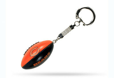 Chicago Bears Football Keyring