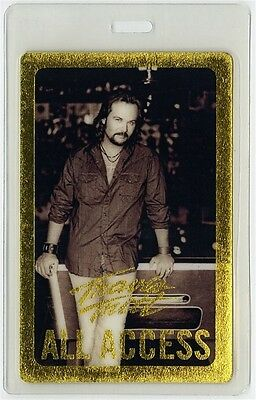 Travis Tritt authentic 2004 Laminated Backstage Pass My Honky Tonk History Tour