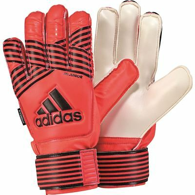 adidas ACE Fingersave Junior Torwarthandschuhe orange / schwarz [BS1506]