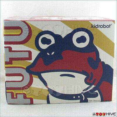 "Futurama KidRobot Hypnotoad Vinyl figure 4.5"" Art Toy by Matt Groening"