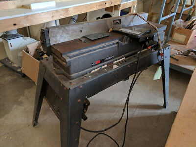 Sears Craftsman Jointer Model # 113.206931