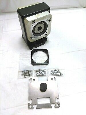 "Parker Linear Actuator Drive Station, Timing Belt, Input 7/8"" 2-3/4"" Motor Mount"