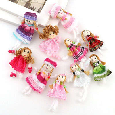 Mini Rag Dolls Retro Fashion NEW ORIENTAL DOLL Play/Craft/Party Bags/Dolls House