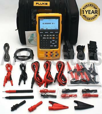 Fluke 754 Documenting Process Calibrator HART w/ 700 TLK Kit