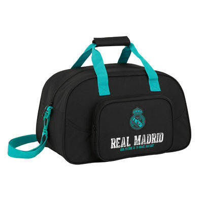 Bolsa Deporte Real Madrid Black