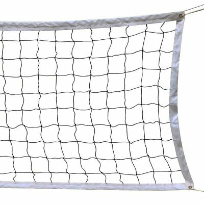 Volleyball Net Professional Regulation Heavy Duty Quality Sport Set Polyethylene