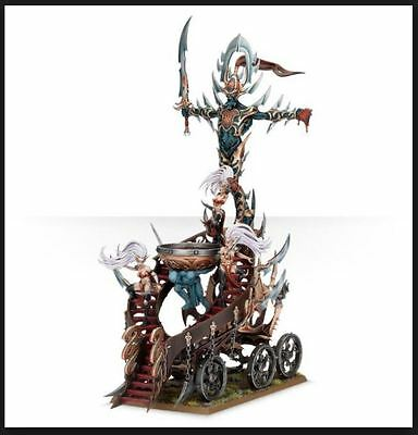 Warhammer Age of Sigmar Dark Elves Cauldron of Blood / Bloodwrack Shrine
