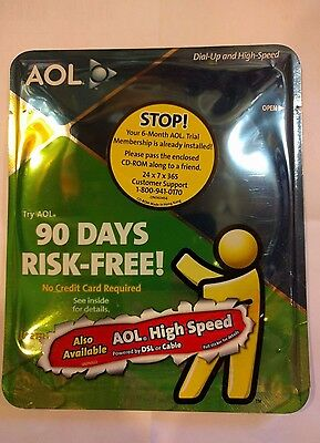 AOL Trial Package Disc 2005
