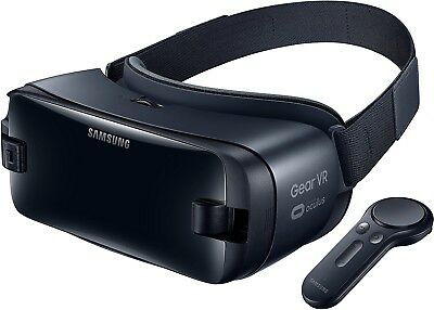 Samsung Gear VR (SM-R325) with Controller, Orchid Gray