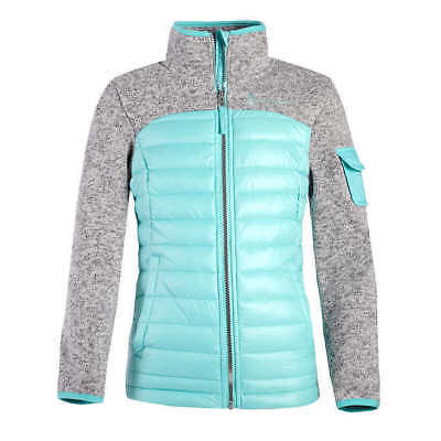 Free Country Girls' Hybrid Jacket - SPEARMINT (Select Size) * FAST SHIPPING *