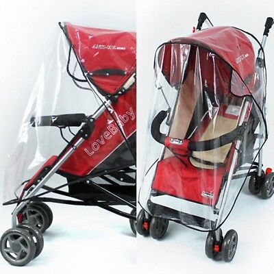 High Quality Universal Strollers Pushchairs Baby Carriage Waterproof Dust Rain