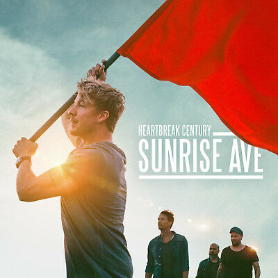 Sunrise Avenue - Heartbreak Century - (CD)