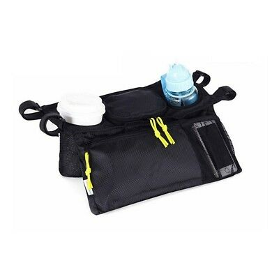 New Arrival Cup Bag Stroller Organizer Baby Carriage Pram Buggy Cart Bottle Bag
