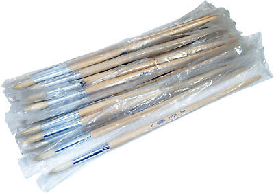 Lot-22 Osborn 5 Bristle 1-Ft Paint Brush NEW 74034-L22 1/4in DIA. X 1-1/16in TL