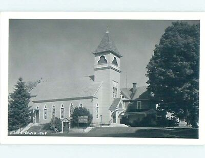 Old rppc CATHOLIC CHURCH Hillsboro New Hampshire NH HM4087