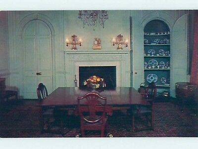 Pre-1980 MOUNT CLARE DINING ROOM Carroll Park - Baltimore Maryland MD hn2015-12