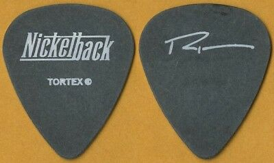 Nickelback Ryan Peake authentic 2003 The Long Road tour signature Guitar Pick