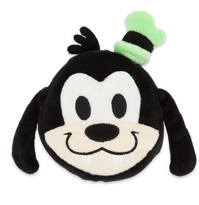 Goofy Emoji Soft Toy Polyester Reversible Plush Fabric 3D Ears Hat Kids Gift New