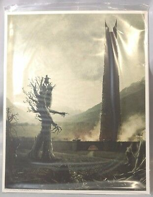 LOOTCRATE EXCLUSIVE LOTR Lord of the Rings 8x10 ART PRINT - New Sealed
