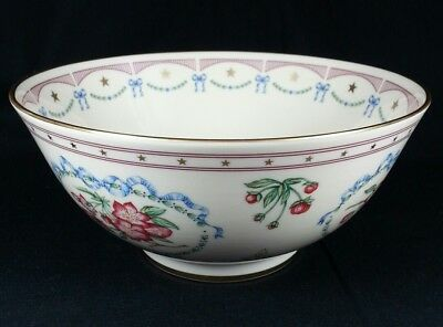 Lenox Bowl The American Presidency Bicentennial Limited Edition Fine Ivory 1989