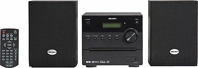 Bush CMC6DAB CD DAB Micro System - Black. From the Official Argos Shop on ebay