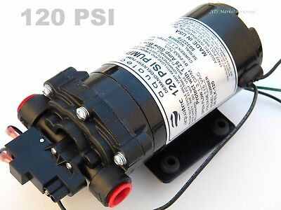 """Carpet Cleaning 120 PSI Extractor PUMP W/3/8"""" Hose Port"""