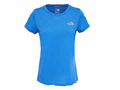 T-Shirt Donna The North Face  Ce0Tqau  Reaxion Ampere Amparo Blue Heather