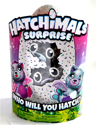 Spin Master 6037096 Hatchimals Surprise A Peacat Zwillinge NEU